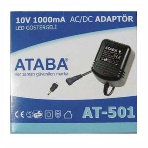 Ataba AT-501 10V-1000mA-20W AC-DC Adaptör