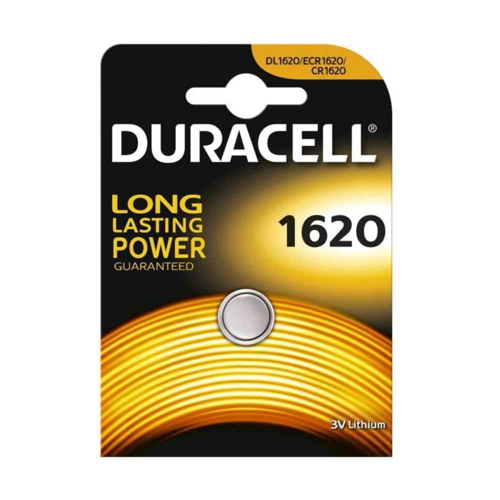 DURACELL CR1620 3V Lithium Pil / Duracell DL1620 P