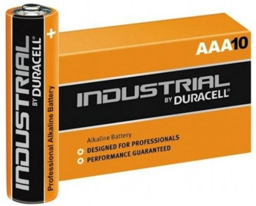 DURACELL Industrial AAA Alkalin İnce Kalem Pil / 1