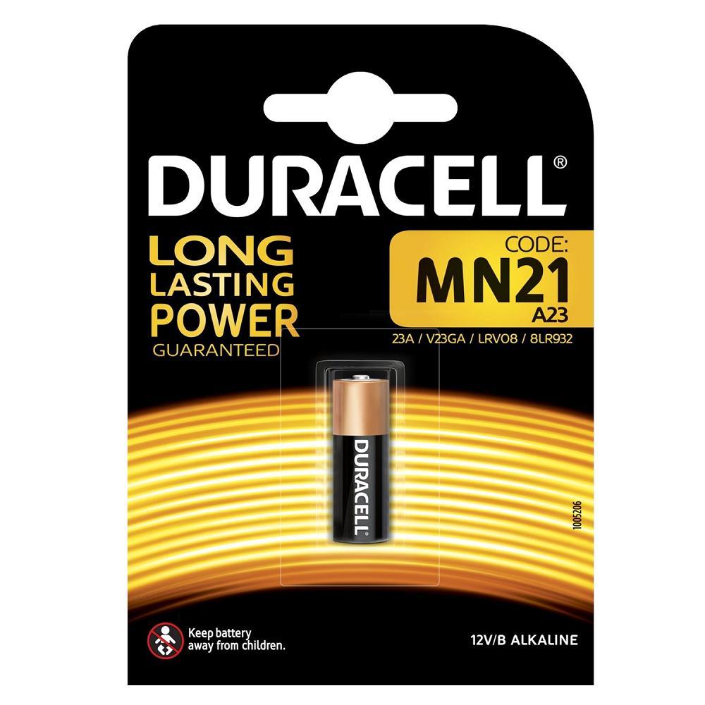 DURACELL MN21 12V KUMANDA Pili ( 23A 12V Pil) / TE