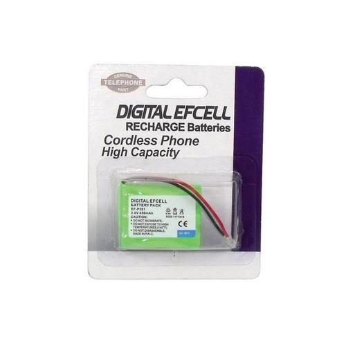 EFCELL EF-P201 3.6 V 210mAh Telsiz Telefon pili
