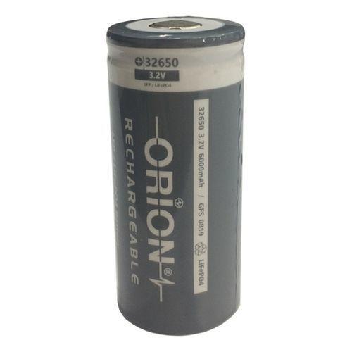 ORION 32650 3.2V 6000 mAh Li-FePO4 Pil