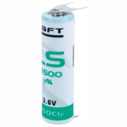 SAFT LS14500-3PF 3.6v AA Lithium Kalem Pil / 3 Aya