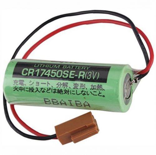 FDK - Sanyo Lithium CR17450SE 3v Pil / Kablolu Konnektörlü