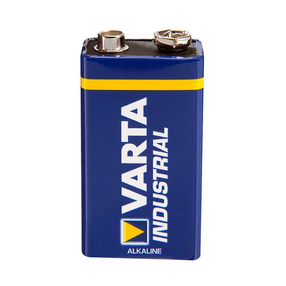 Varta 4022 Industrial 9V Alkalin Pil