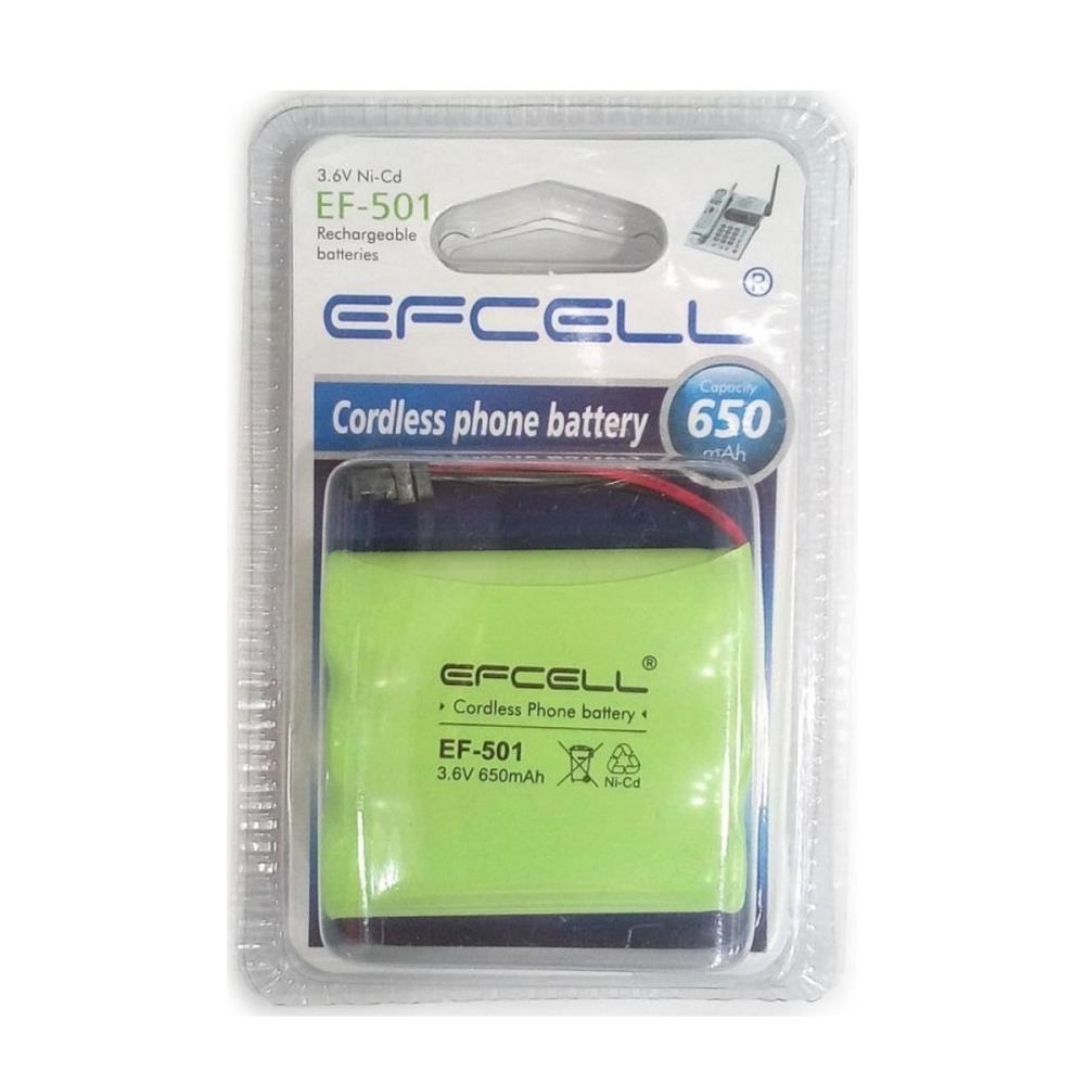 Efcell EF501 3.6V 650mAh Telsiz Telefon Pili