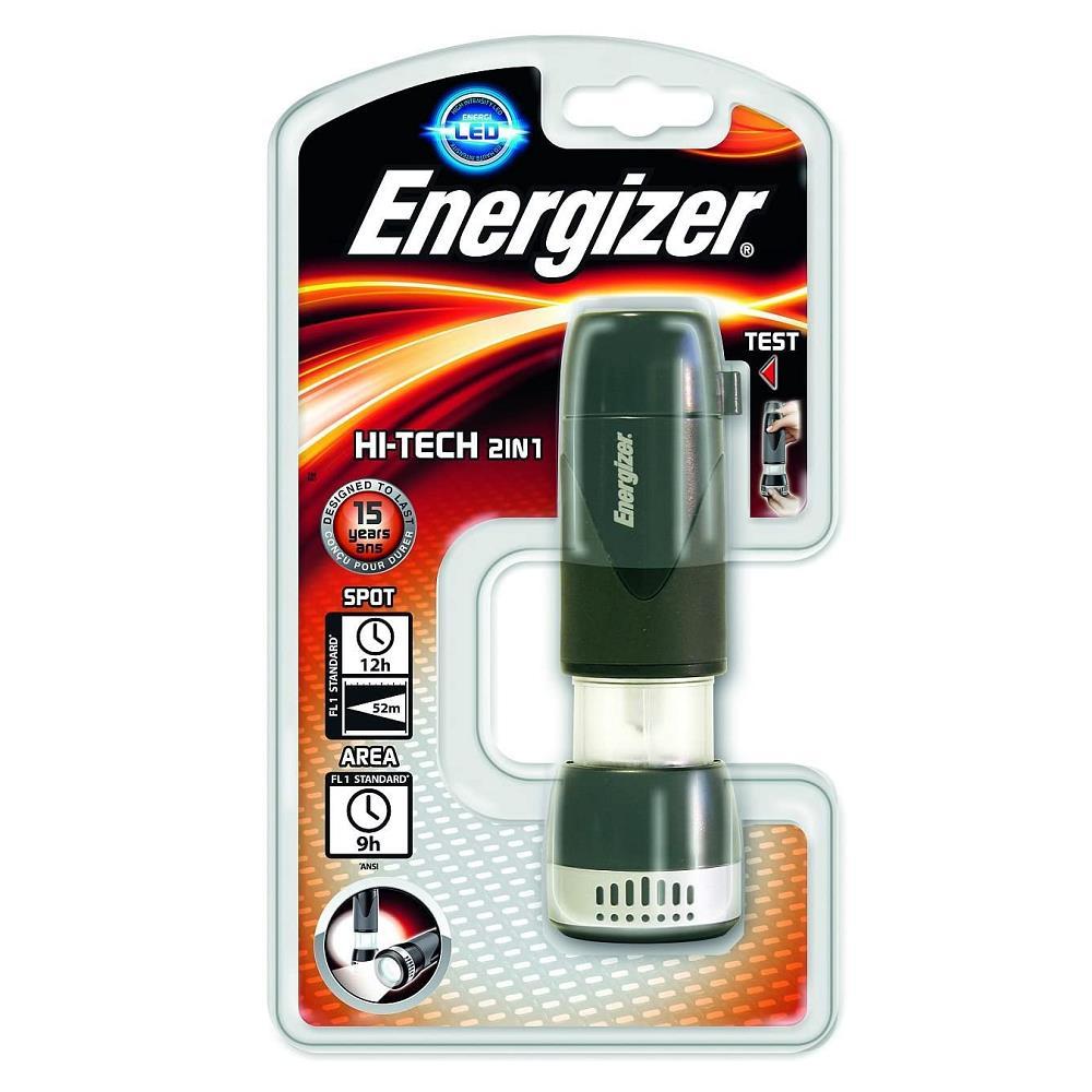 Energizer 625702 Hi-Tech 2In1 Light Led El Feneri